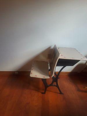Antique School Desk for Sale in Frederick, MD