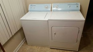 Washer and dryer for Sale in Silver Spring, MD