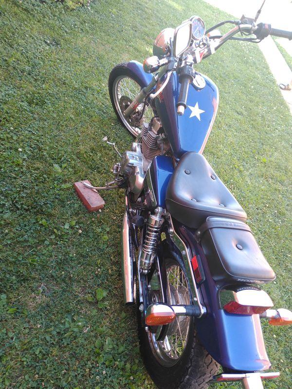 2001 Honda Rebel 250cc