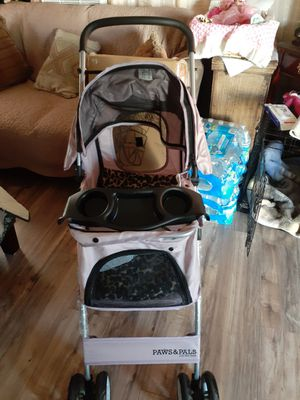 Paws & Pals doggie stroller for Sale in Fontana, CA