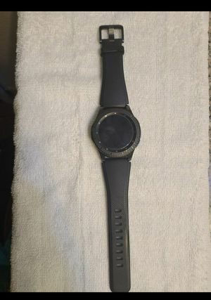 Samsung s3 frontier new watch, no charger for Sale in Daleville, AL