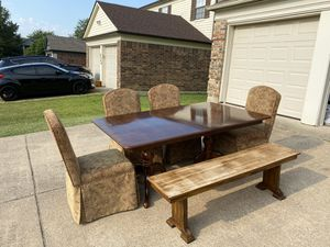 Dining Table Set for Sale in Grand Prairie, TX