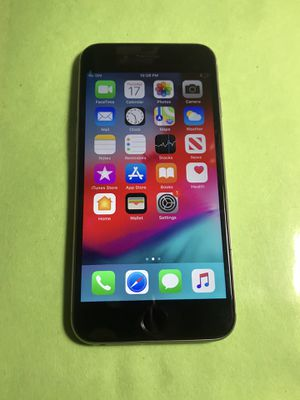 Unlocked iPhone 6S 32GB Space Grey for Sale in San Jose, CA