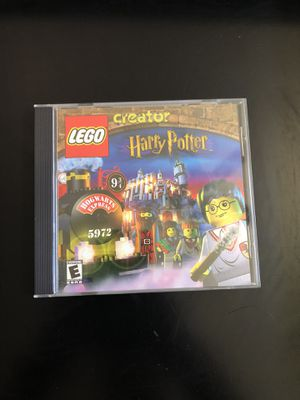 LEGO Creator: Harry Potter (PC, 2001) PC CD-ROM Game. for Sale in Phoenix, AZ