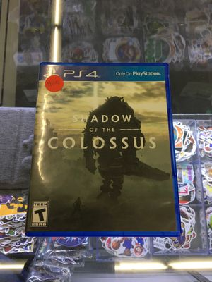 Shadow of the Colossus - Playstation 4 (PS4) for Sale in San Bernardino, CA