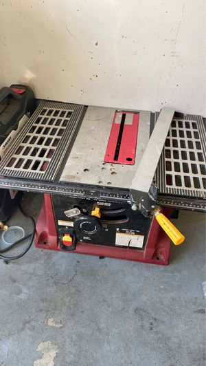 Table saw for Sale in Ladera Ranch, CA