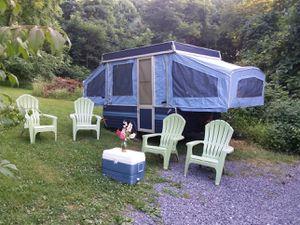 Vintage Caravan popup camper for Sale in Landisburg, PA