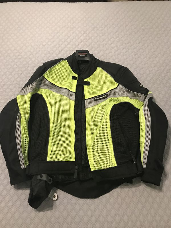 First gear and tour master riding gear