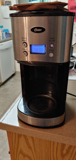 Programmable Coffee Maker for Sale in Clackamas, OR