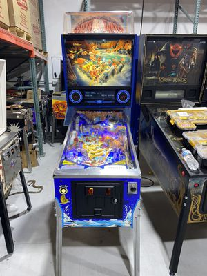 White Water Pinball Machine by Williams for Sale in Anaheim, CA