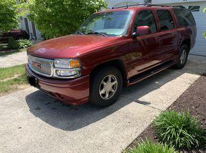 2004 GMC Yukon Denali XL 1500 for Sale in MONTGOMRY VLG, MD
