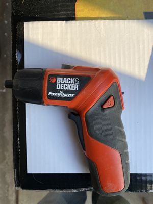 Black and decker drill for Sale in Redlands, CA