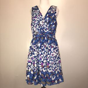 Colorful Leopard Print Chiffon Dress for Sale in Pittsburgh, PA