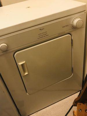 Whirlpool dryer for Sale in Seattle, WA