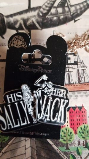 Nightmare before Christmas pin set for Sale in El Cajon, CA