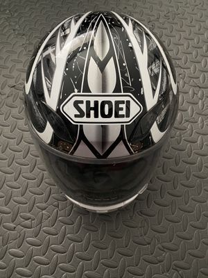 Shoei motorcycle bike helmet medium GSXR R6 Cbr Kawasaki for Sale in Montclair, CA