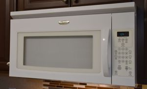 Microwave (over-the-range) Whirlpool for Sale in San Angelo, TX