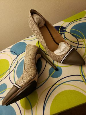 Olive heels for Sale in Oxon Hill, MD