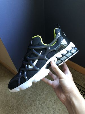 Nike x Stüssy Air Kukini Cage 2 Black Size 11 for Sale in Savage, MN