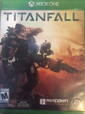 Titanfall xbox one for Sale in Austin, TX