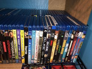 BLU-RAY titles — List #3 for Sale in Cerritos, CA