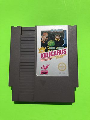 Original Nintendo NES: Kid Icarus Game for Sale in Missoula, MT
