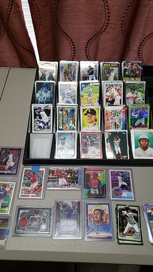 Baseball lot Star Vets and Rookies for Sale in Cary, NC