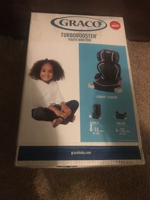 If you see this post, it's available. Booster seat brand new and never used. for Sale in Indianapolis, IN