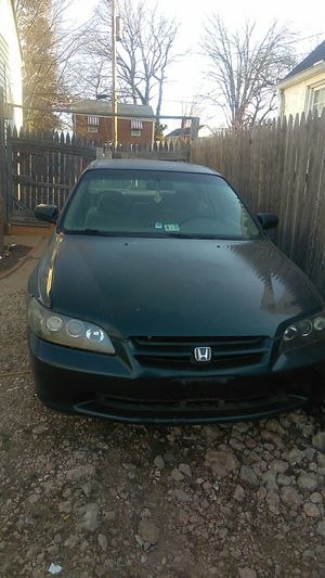 1999 Honda Accord for parts parted ymotor for Sale in Oxon Hill, MD