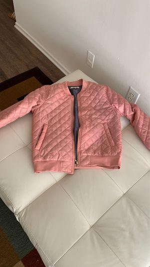 Large pink jacket for Sale in Gaithersburg, MD