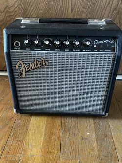 Fender Champion 20 Practice Amp for Sale in Los Angeles,  CA