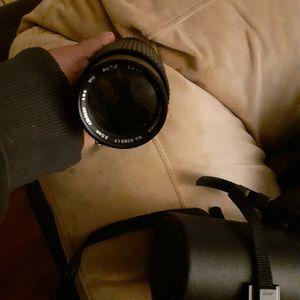 Albinar 55mm Lens for Sale in Fresno, CA