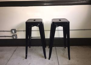 2x Bar Stools for Sale in Los Angeles, CA