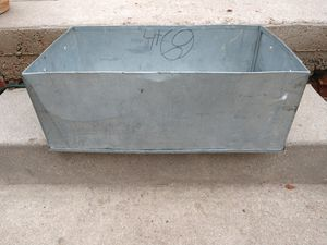 Vintage Metal box for Sale in Denver, CO