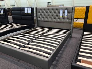 Bed with mattress for Sale in Costa Mesa, CA
