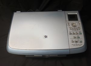 HP PSC 2355 ALL-IN-ONE INK JET PRINTER **TESTED - ALL FUNCTIONS WORKING** for Sale in Clearwater, FL