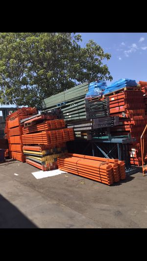 Pallet Racking For Sale for Sale in Los Angeles, CA