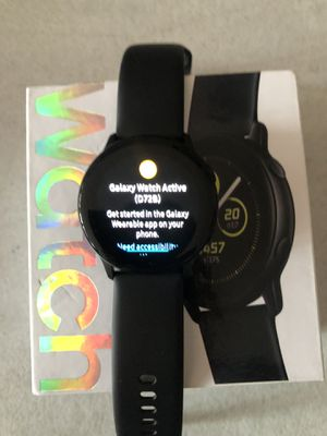 New Samsung Galaxy active watch 40mm for Sale in Los Angeles, CA