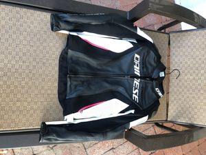 Dainese motorcycle jacket BRAND NEW for Sale in Rolling Hills, CA
