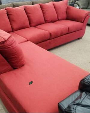 $39 Down Payment 《 Best OFFER》SPECIAL]Darcy Salsa RAF Sectional for Sale in Jessup, MD