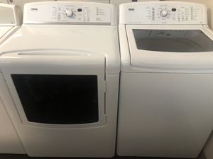 Kenmore Elite Washer & Electric Dryer for Sale in South Houston, TX
