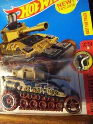 Hotwheels Military Tank for Sale in San Diego, CA