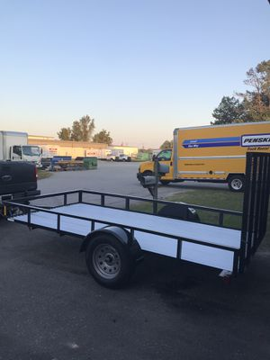 ALL METAL brand new 6x12 utility trailer $1500 for Sale in Hopkins, SC