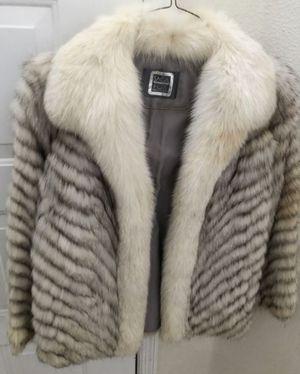 Faux fur coat MD/LG for Sale in Orlando, FL