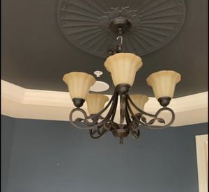 Chandelier 2 pice for Sale in Chantilly, VA