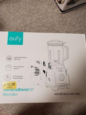 Eufy blender for Sale in Canton, MI
