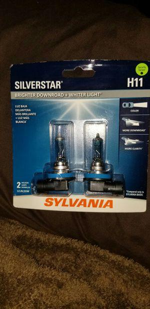 Car Headlight bulbs H11 for Sale in Federal Way, WA