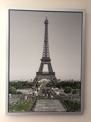 Eiffel Tower photo for Sale in Bloomington, IL