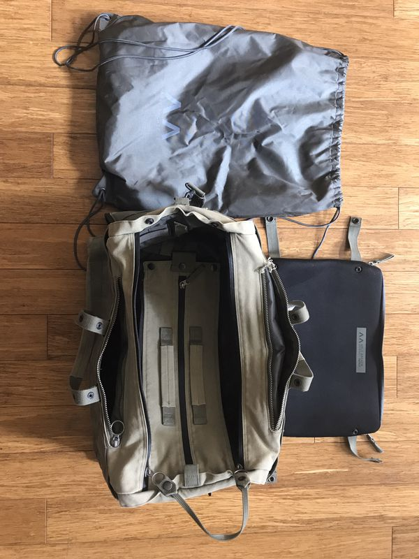 Able Archer Military Duffle Gym Travel Weekender Bag