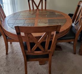 Dining Set Marble Table for Sale in Avon Lake,  OH